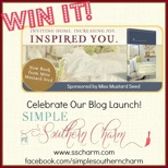 Win It! Blog Launch Giveaway!