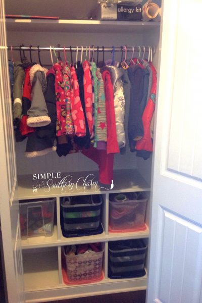 When Motivation Strikes, Closets Get Clean