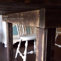 2x4 farm house table