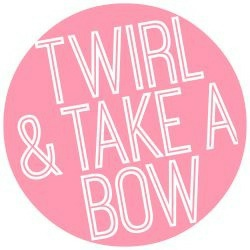 Twirl and Take a Bow