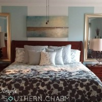 Master Bedroom Mini Makeover